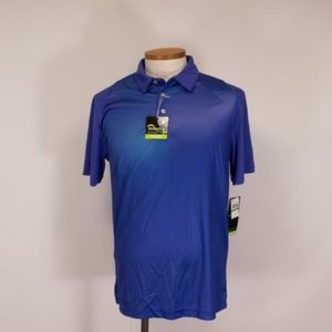 Men's PGA Tour Motionflux Athletic Fit Stretch Sea